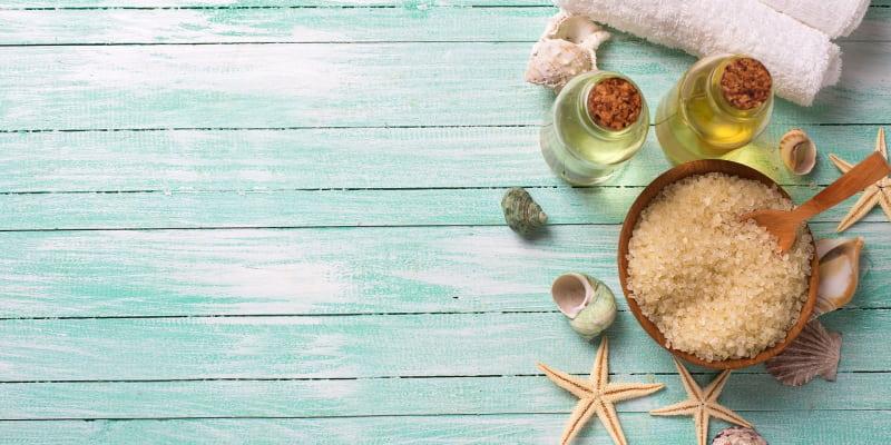 Aceite de oliva en cosmética