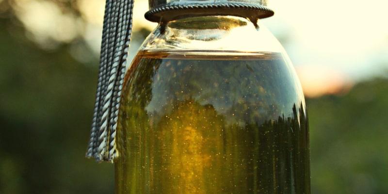 Aceite de argán comestible